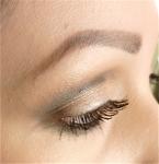 After Bobbi Brown Smokey Eye Mascara